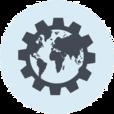 Bellflower IT Solution Icon